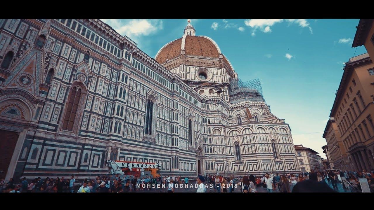 Due giorni a Firenze: Cinematic Canon 200D SL2