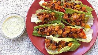 Veg Tandoori Salad - Pan Grilled veggies - BBQ fun