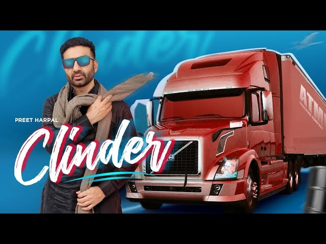 Preet Harpal: CLINDER (Full Video Song) | Jaymeet | Latest Punjabi Songs 2018