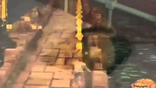 Катя Клэп! Я ненавижу компьютерные игры! Зависимость от Temple Run   Удаленное видео Кати Клэп Foggy