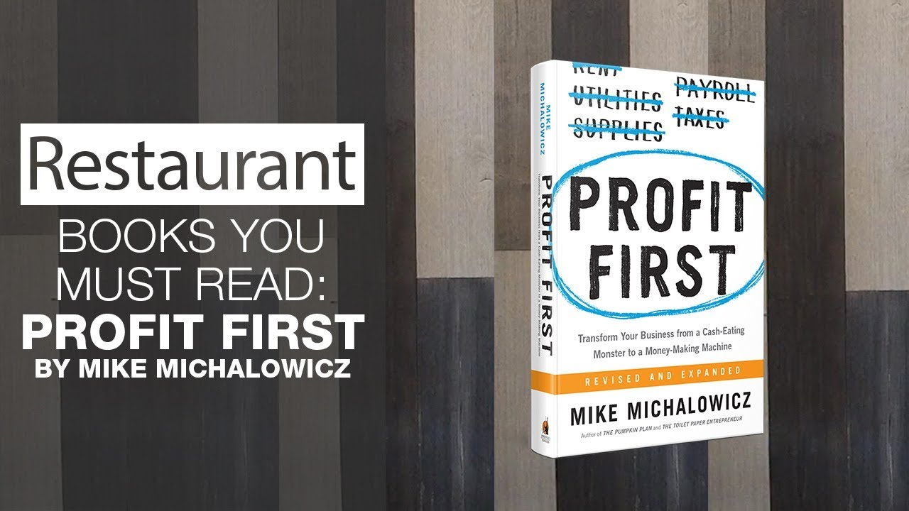 Restaurant Owners Book Report Profit First The Restaurant