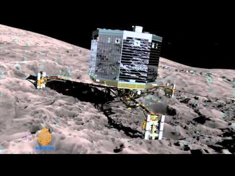 Comet-chasing probe set to wake up