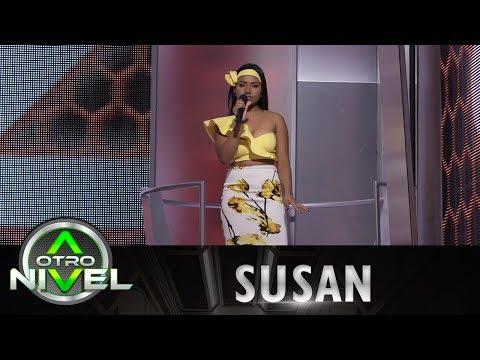 'Ay ya no quiero cantar´ - Susan - Audiciones | A otro Nivel