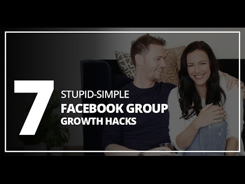 7 Tips For Growing Your Facebook Group