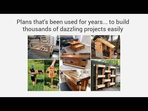 Teds Woodworking Plans FREE Download PDF, Reviews, login
