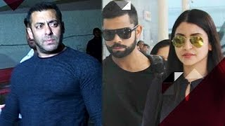 Salman Khan Becomes 'Angry Young Man, Virat Kohli AVOIDS Media After Patch Up With Anushka Sharma