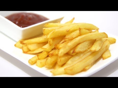 Crispy French Fries Recipe - Homemade Yummy French Fries
