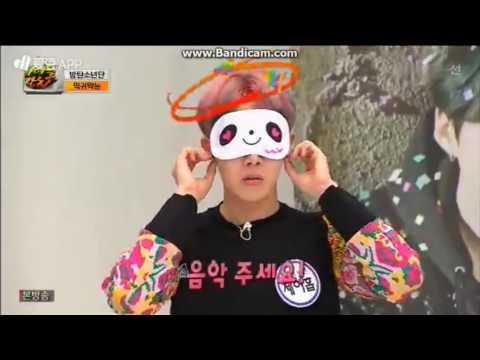 170307 防彈少年團(BTS) - Cover the eyes and ears to dance (遮住眼睛和耳朵跳舞) @IDOL PARTY 愛豆盛典