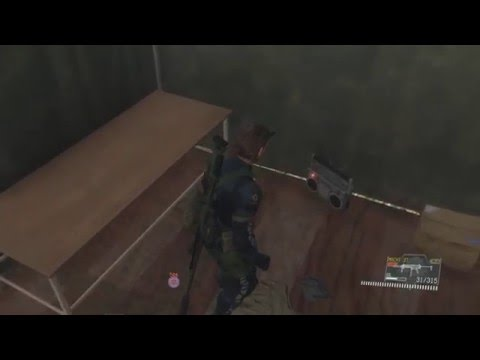 Metal Gear Solid V - The Phantom Pain Radio News from P.T Silent Hills