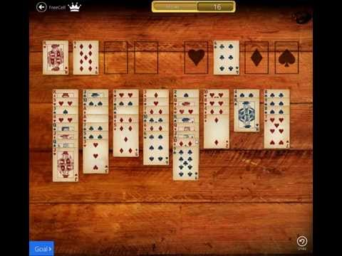 Video Spider solitaire card casino