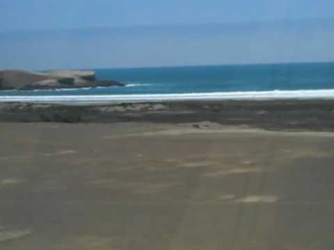 BUS TRIP FOR TRUJILLO PERU SEPT
