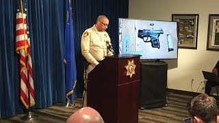 Media Briefing: OIS#4 for 2019 / Bellagio Robber