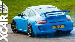 Porsche 997 911 GT3: The Manual Gearbox