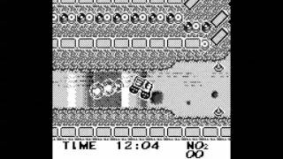 MONSTER TRUCK WARS GAMEPLAY for the Game Boy