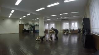 Видео-урок (II-семестр: май 2017г.) - филиал Заречный, группа 4-6 лет, Детская Шоу-хореография