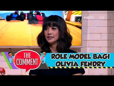 Role Model Bagi Olivia Fendry! (4/4)