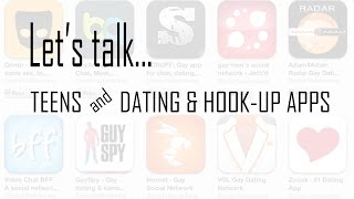 Teens and Dating Apps