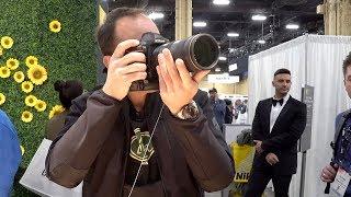 Nikon D6 Hands On (vs D5)