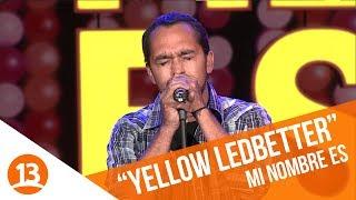 Eddie Veder (Javier) - Yellow Ledbetter | Mi nombre Es