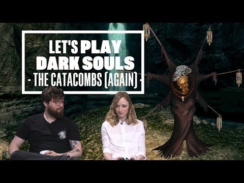 Let's Play Dark Souls episode 15 - ASH LAKE BAYYBEEE