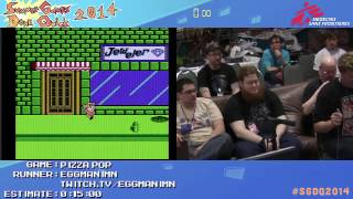 Summer Games Done Quick 2014 - Part 16 - Pizza Pop