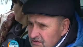 Полиция выявляет нелегальных перевозчиков на КПВВ