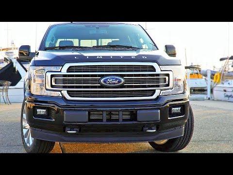 2019 Ford F-150 Limited – Raptor's engine