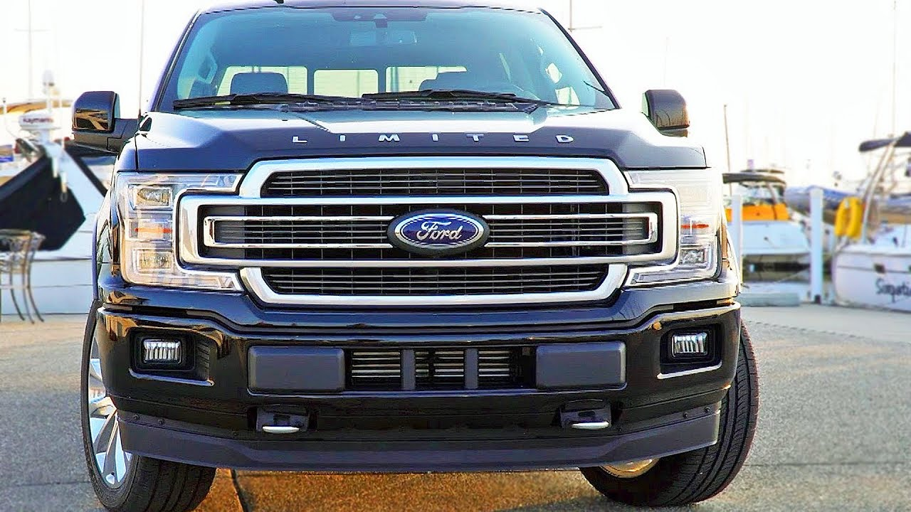 2019 Ford F150 >> 2019 Ford F-150 Limited – Raptor's engine - YouTube
