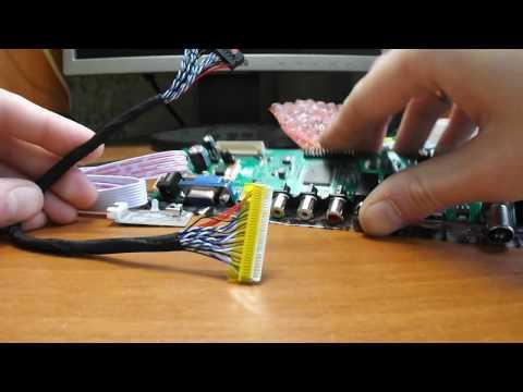 видео: Универсальный скалер с Алиэкспресс