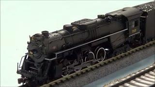 Review: Bachmann N Scale Berkshire 2-8-4 Steam #765