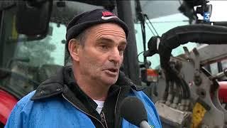 Solidarité des paysans bretons face à la sécheresse en Ardèche