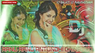 Ranu Ranu Antune Chinnado Chinnado||Jayam||Movie song||{Roadshow}Mix By DJ Balaji