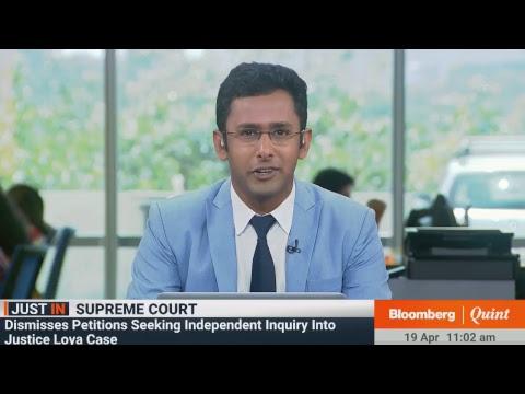 Supreme Court Dismisses Pleas Seeking Independent Probe Into Judge Loya's Death
