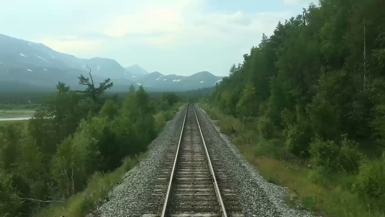 этом фото урал из окна поезда уюта тепла