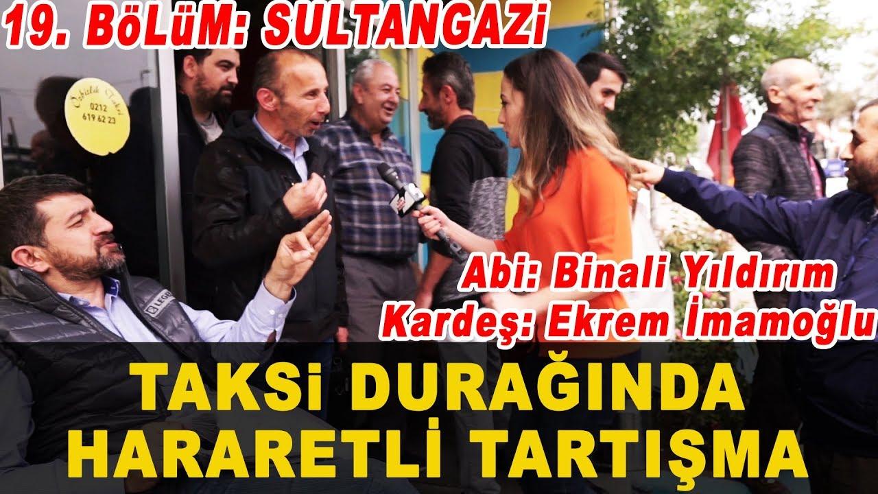 %60 ile AK Parti Diyen Sultangazi Fikir Değiştirdi Mi? İstanbul Seçim Anketi 19. Bölüm: Sultangazi