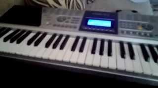 Обучение игры на синтезаторе и пианино.