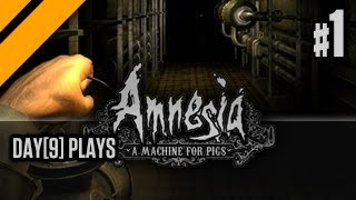 Day[9] Plays Amnesia 2 - Part 1