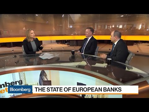 Low Rates and the `Dire Picture' Facing Europe's Banks