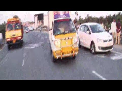 Avinashi|KSRTC Bus Accident