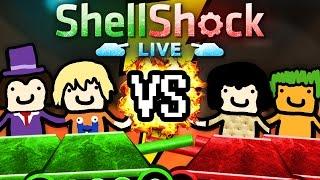 Team Deathmatch, 2 gegen 2! | SHELLSHOCK LIVE
