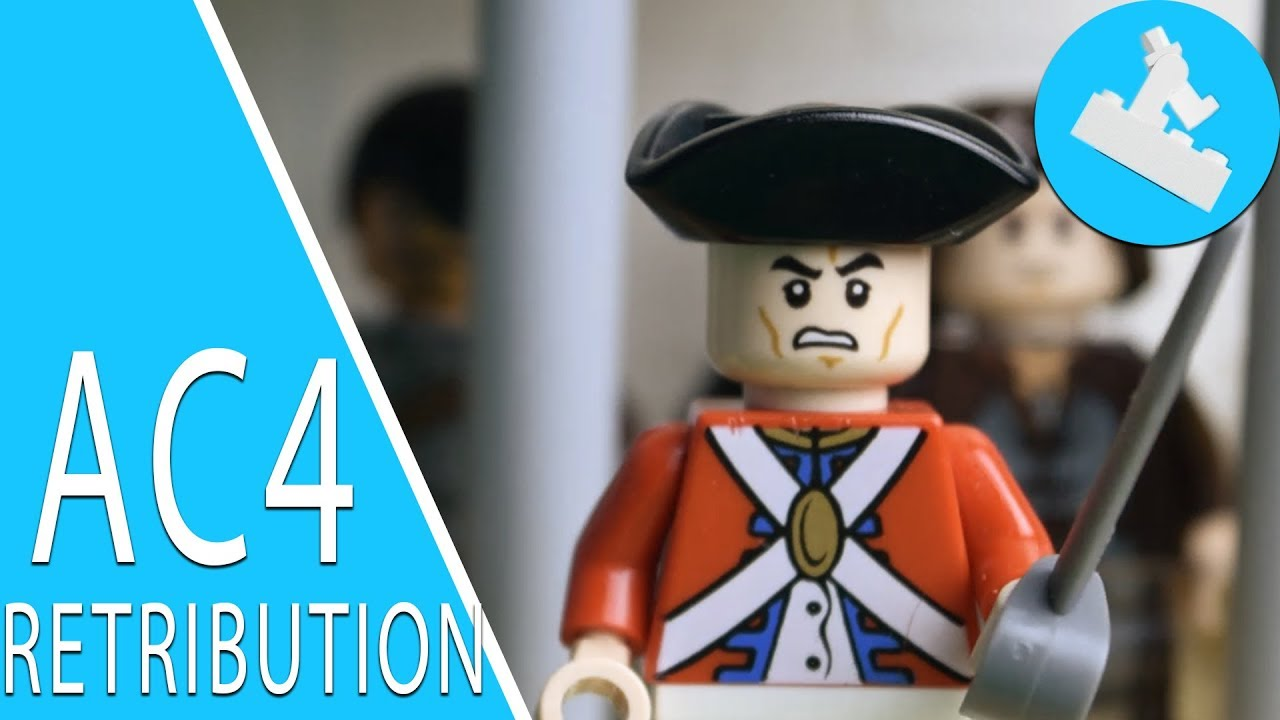 Download LEGO Assassins Creed 4 Black Flag Stop Motion Animation [unfinished]