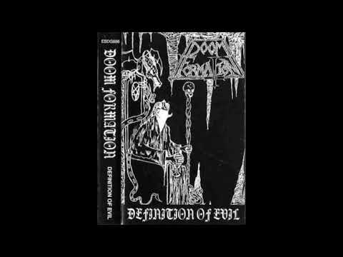 DOOM FORMATION (USA/OH)-  Definition Of Evil Demo 1995 [FULL DEMO]