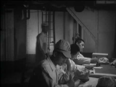 日本海軍・航空隊「着任~発着艦訓練」