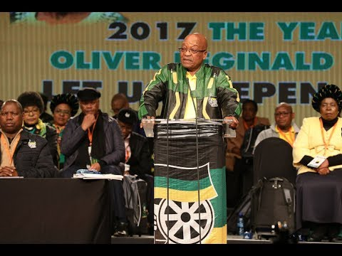 Six highlights of the ANC's national conference