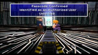 Final Fantasy VII Playthrough Part 50 Outer Space Huge Materia