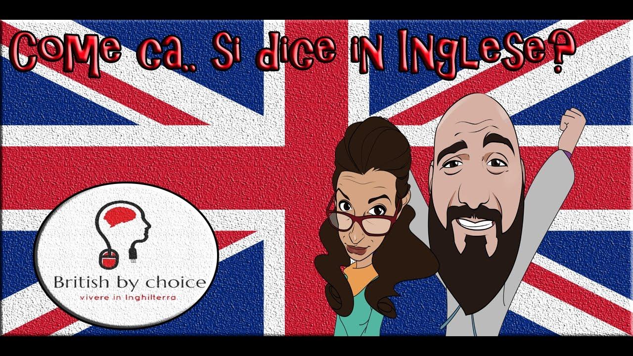 Video corso di inglese n 1 come ca si dice in inglese youtube - Come si dice bagno in inglese ...
