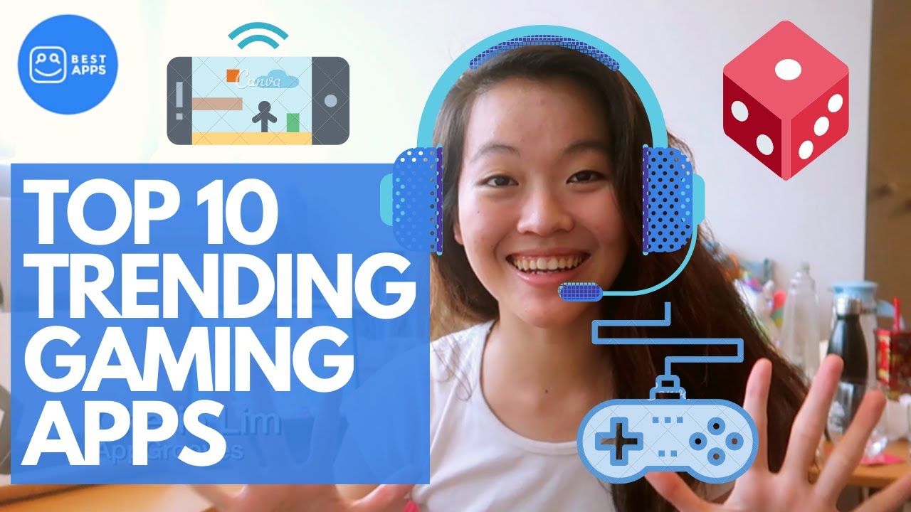 10 trending game apps in less than 5 minutes  | TRENDING GAMING APPS JUNE 2020