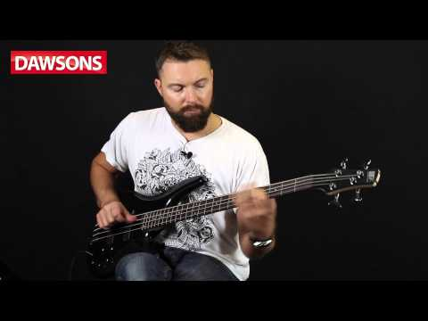 Ibanez SR300-IPT Bass Guitar Review