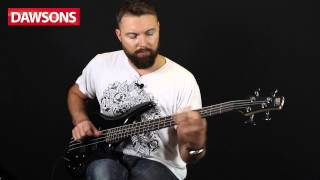 ibanez sr300 ipt bass guitar review