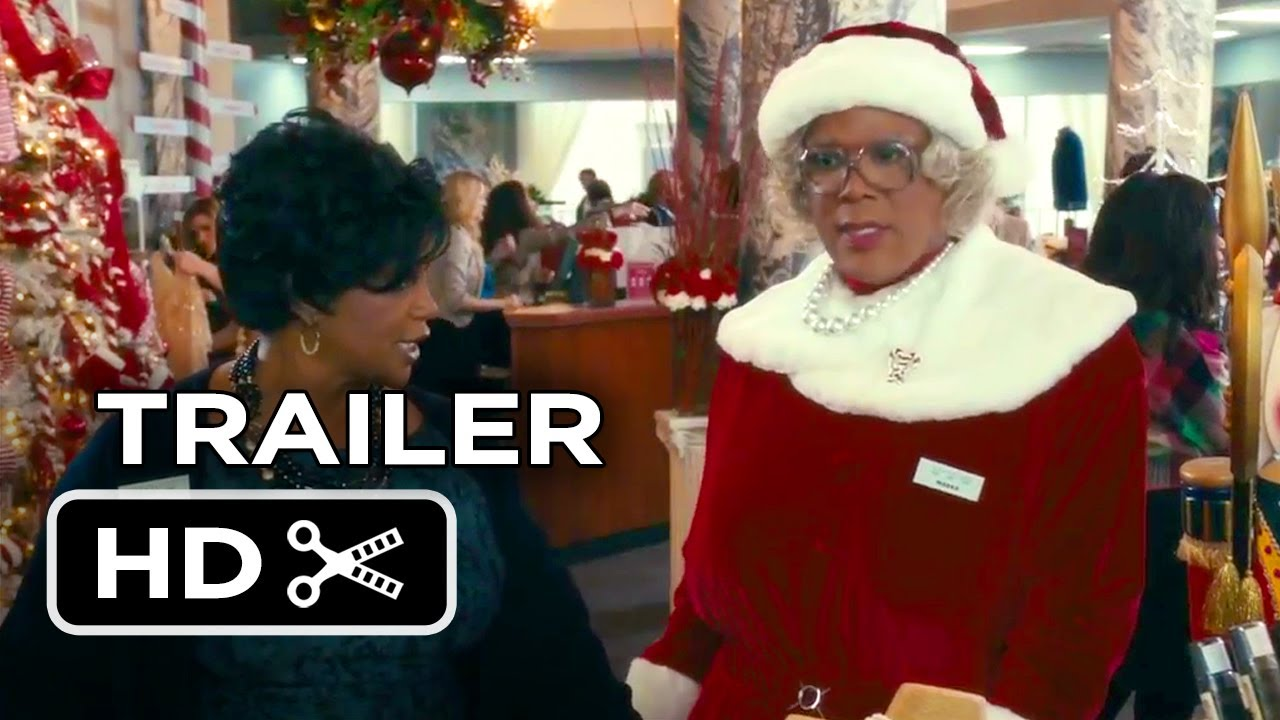 Madea Christmas.Tyler Perry S A Madea Christmas Trailer 1 2013 Chad Michael Murray Movie Hd